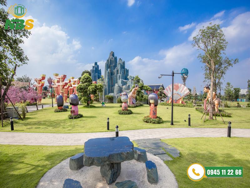 Du an vuon Nhat Ban Vinhomes Smart City Tay Mo Ha Noi NBS 06