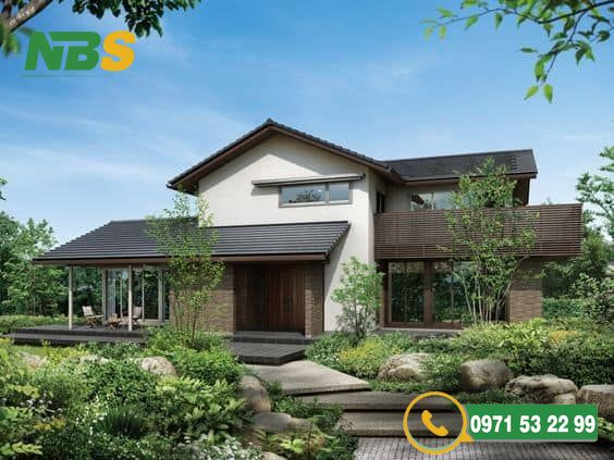 Mẫu thiết kế nhà vườn cấp 4 đơn giản