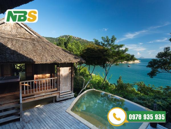NBS là đơn vị thiết kế cảnh quan resort, khu nghỉ dưỡng, villa hàng đầu hiện nay