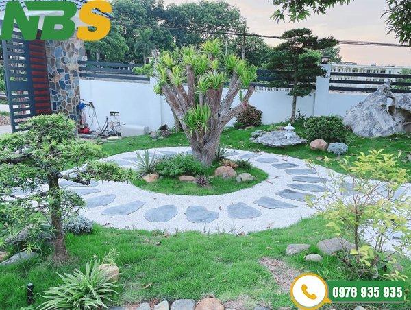 NBS là đơn vị thiết kế cảnh quan sân vườn hàng đầu hiện nay
