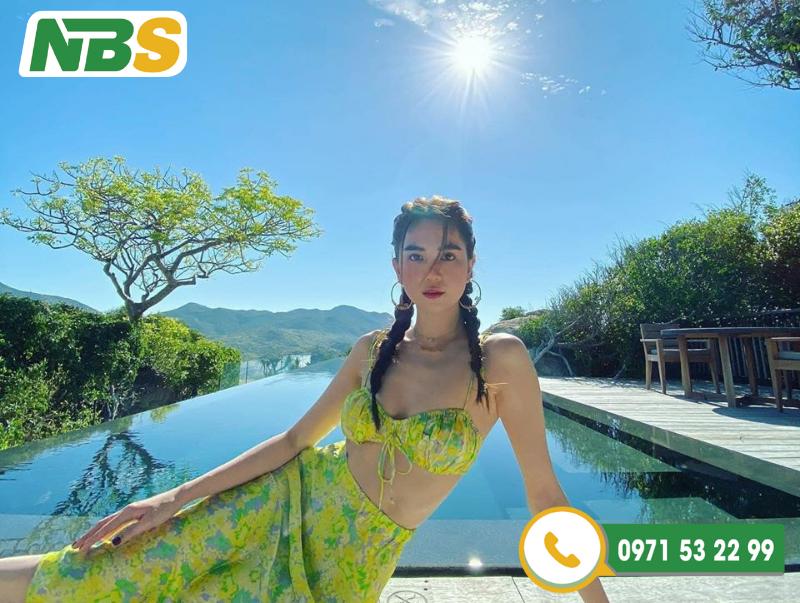 Thiết kế cảnh quan resort đẹp, ấn tượng chắc chắn sẽ thu hút được nhiều khách du lịch