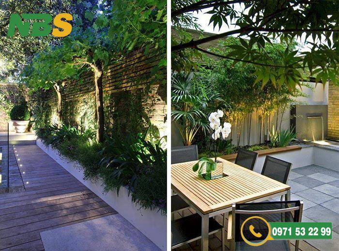 Thiết kế nhà vườn 2 tầng tạo không gian thư giãn thoải mái