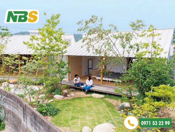 """Ý tưởng thiết kế sân vườn nhà quê luôn là niềm cảm hứng mới cho những """"tác phẩm"""" sân vườn ra đời"""