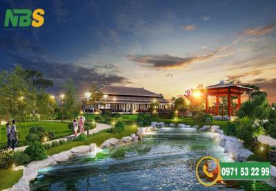 Yếu tố nước trong thiết kế sân vườn kiểu Nhật