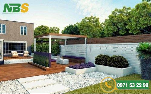 Đơn vị thiết kế thi công sân vườn biệt thự uy tín